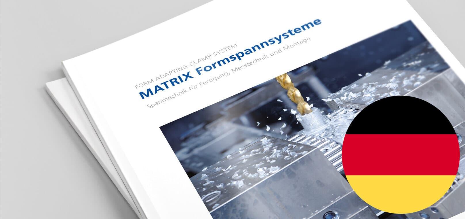 MATRIX Katalog DE