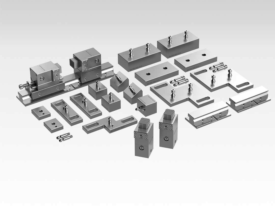 X-CLAMP 40 Base Kit